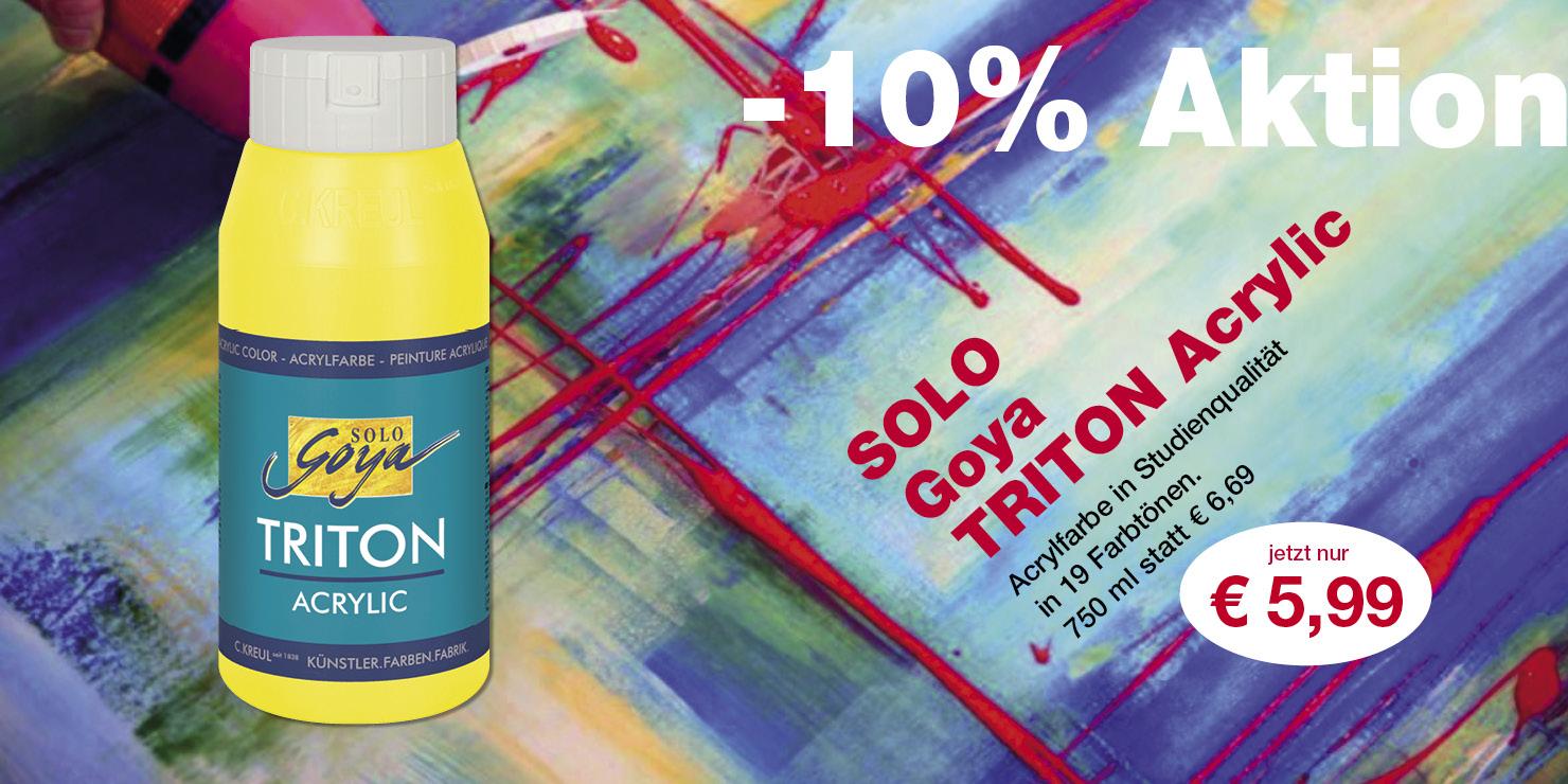 TRITON -10% AKTION