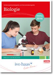 Ivo Haas Katalog Biologie