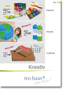 Ivo Haas Katalog Kreativ