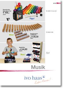 Ivo Haas Katalog Musik