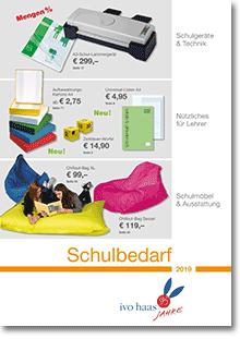 Ivo Haas Katalog Geräte / Schulausstattung