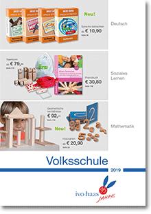 Ivo Haas Katalog Lieber Lernen