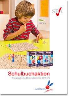 Ivo Haas Schulbuchaktion - Therapeutische Unterrichtsmittel