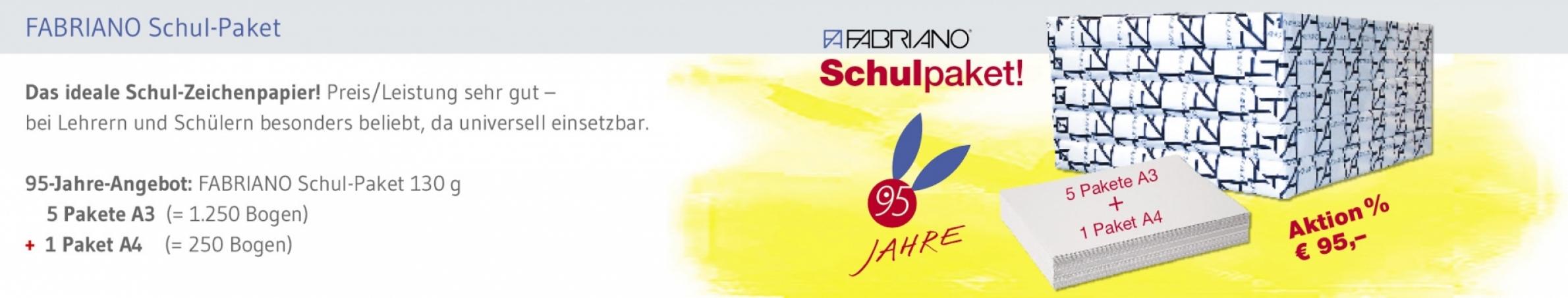FABRIANO Schul-Paket